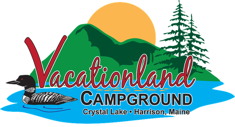 Vacationland Campground Logo